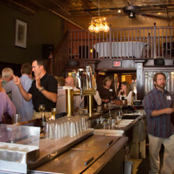 Front-bar-with-Balcony historic bar New Sheridan