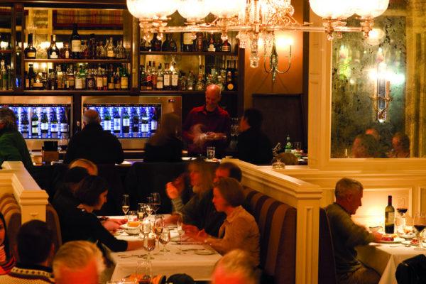 New Sheridan Chop House Restaurant best dining in Telluride
