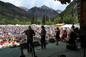 Telluride Festivals Bluegrass