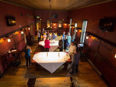 Continental Room Historic New Sheridan Bar for Events and Weddings