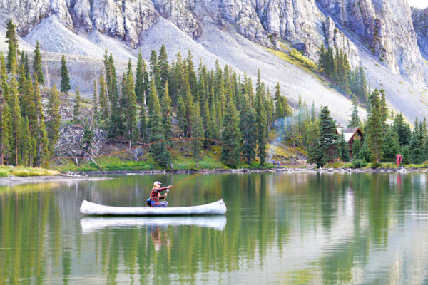 telluride fly fishing summer activites