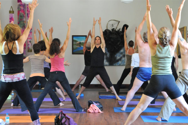 Telluride activites summer winter yoga
